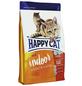 HAPPY CAT Katzentrockenfutter »Indoor«, Lachs, 4x1,4 kg-Thumbnail