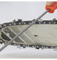 CONNEX Kettensägefeile kunststoff|metall, 20cm-Thumbnail