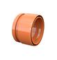 KG-Anschlussstück, Nennweite: 110 mm, Hart-PVC-Thumbnail