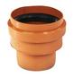 KG-Anschlussstück, Nennweite: 125 mm, , Hart-PVC-Thumbnail