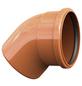 KG-Bogen, Nennweite: 110 mm, , Hart-PVC-Thumbnail