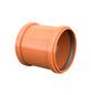 KG-Überschiebmuffe, Nennweite: 110 mm, , Hart-PVC-Thumbnail