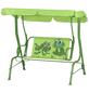 SIENA GARDEN Kinder-Hollywoodschaukel »Froggy«, -Sitzer, Inkl. Auflage-Thumbnail