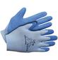 KIXX Kinder Nylonhandschuhe »Kinder Nylon/Latex«, blau-Thumbnail