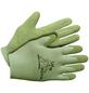 KIXX Kinder Nylonhandschuhe »Kinder Nylon/Latex«, grün-Thumbnail