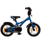 BACHTENKIRCH Kinderfahrrad »Bronx«, 1 Gang, Bronx-Type Rahmen, Blau-Thumbnail