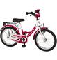 BACHTENKIRCH Kinderfahrrad »Fanbike«, 1 Gang, Wave-Type Rahmen, Weiß-Rot-Thumbnail