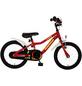 BACHTENKIRCH Kinderfahrrad »Feuerwehr«, 1 Gang, Kuma-Type Rahmen, Rot-Weiß-Neongelb-Thumbnail
