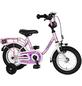 BACHTENKIRCH Kinderfahrrad »My Bonnie«, 1 Gang, U-Type Rahmen, Weiß-Pink-Thumbnail