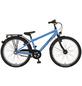 PROPHETE Kinderfahrrad »PROPHETE Kids Bike «, 3 Gänge, Nabenschaltung, Trapez, Blau-Thumbnail