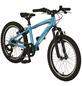 PROPHETE Kinderfahrrad »PROPHETE Kids Bike «, 7 Gänge, Nabenschaltung, Hardtail, Blau-Thumbnail