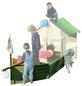 AKUBI Kinderspielanlage »Jack«-Thumbnail