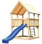 AKUBI Kinderspielanlage »Luis« mit Rutsche-Thumbnail