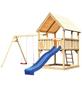 AKUBI Kinderspielanlage »Luis« mit Rutsche, Schaukel-Thumbnail