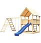 AKUBI Kinderspielanlage »Luis« mit Rutsche, Schaukel, Kletterwand-Thumbnail