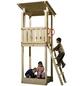 WEKA Kinderspielartikel »Tabaluga«, BxHxT: 154 x 299 x 124 cm, Holz, natur-Thumbnail