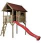 WEKA Kinderspielartikel »Tabaluga«, BxHxT: 375 x 332 x 255 cm, Holz, holzfarben-Thumbnail
