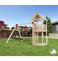 WEKA Kinderspielartikel »Tabaluga«, BxHxT: 420 x 331 x 290 cm, Holz, natur-Thumbnail