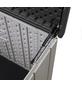 LIFETIME Kissenbox, BxHxT: 151 x 69 x 72 cm, lichtgrau-Thumbnail