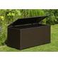 MERXX Kissenbox »Kissenbox«, BxHxT: 130 x 55 x 60 cm, braun-Thumbnail