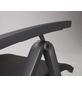 BEST Klappsessel »Larino«, BxHxT: 62 x 110 x 68 cm, Aluminium-Thumbnail