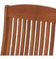 SIENA GARDEN Klappstuhl »Nassau«, Breite: 58  cm, Eukalyptusholz-Thumbnail