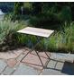 SUNGÖRL Klapptisch, BxHxT: 70 x 73 x 50 cm, Tischplatte: HPL-Platte-Thumbnail