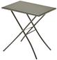 SUNGÖRL Klapptisch mit Stahl-Tischplatte, BxLxH: 50x70x73 cm-Thumbnail