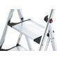 HAILO Klapptritt »K100 TopLine«, 3 Sprossen, Aluminium-Thumbnail