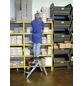 KRAUSE Klapptritt »MONTO«, Anzahl Stufen: 3, bis 150 kg-Thumbnail