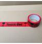 PACK POINT Klebeband »Alles für den Umzug«, rot/schwarz, BxL: 5 x 6600 cm-Thumbnail