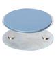 ABUS Klebepad, für Rauchwarnmelder Magnetolink 8000, Metall, Ø 7,5 cm-Thumbnail