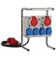 Brennenstuhl® Kleinstromverteiler, 6-fach, 2 m-Thumbnail