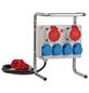 Brennenstuhl® Kleinstromverteiler »BKV 2/4 G IP44 «, 6-fach, Kabellänge: 2 m-Thumbnail