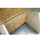 Kleintierstall, BxHxT: 176 x 120 x 82 cm, weiss/grün-Thumbnail