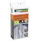 WINDHAGER Klemmadapter, Aluminium, weiß, 3 Stück-Thumbnail