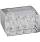 BESTEST Klemme, Compact, Kunststoff, Grau, Kabel von 0,5 bis 2,5 mm²-Thumbnail