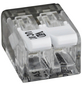 BESTEST Klemme, Compact, Kunststoff, Weiß, Kabel von 0,8 bis 4 mm²-Thumbnail