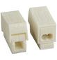 BESTEST Klemme, Kunststoff, Weiß, Kabel von 1,5 bis 2,5 mm²-Thumbnail