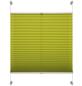 LIEDECO Klemmfix Plissee, Apfelgrün, lichtdurchlässig-Thumbnail