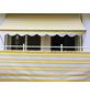 Klemmmarkise, BxT: 200x150 cm, gelb gestreift-Thumbnail
