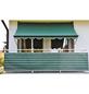 Klemmmarkise, BxT: 250x150 cm, grün gestreift-Thumbnail
