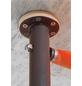 Klemmmarkise, BxT: 350x150 cm, grau gestreift-Thumbnail