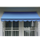 ANGERER FREIZEITMÖBEL Klemmmarkise, BxT: 400x150 cm, blau gestreift-Thumbnail