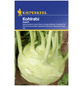 KIEPENKERL Kohlrabi oleracea var. gongylodes Brassica-Thumbnail