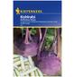 KIEPENKERL Kohlrabi oleracea var. Gongylodes Brassica »Delikateß blauer«-Thumbnail