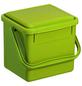 Rotho Komposteimer »Bio«, Klappdeckel, 5 l, Kunststoff-Thumbnail