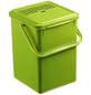 Rotho Komposteimer »Bio«, Klappdeckel, 9 l, Kunststoff-Thumbnail