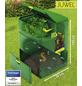 JUWEL Komposter, AEROPLUS, Kunststoff, Grün-Thumbnail