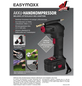 EASYMAXX Kompressor »EASYmaxx«, max. Luftmenge: 9l/min, max. Betriebsdruck: 8bar-Thumbnail